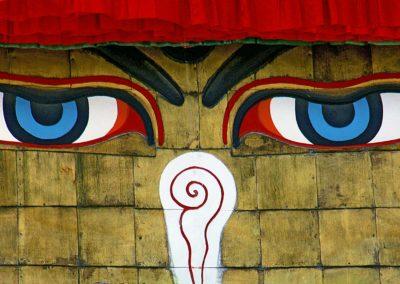 Boudha Eyes