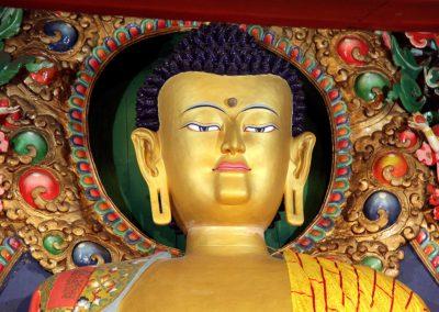 Buddha in Tengboche