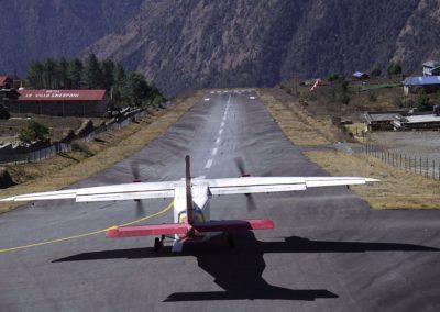Flugplatz Lukla