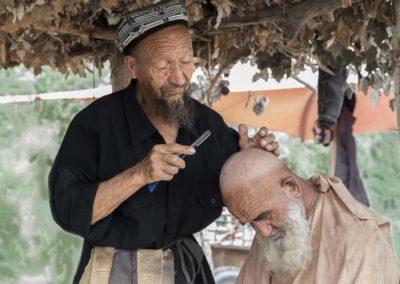 Friseur Kashgar