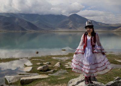 Karakul See Kirgistan