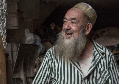 Schlosser Kashgar