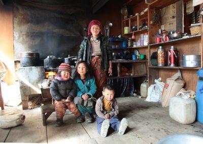 Sherpa Küche