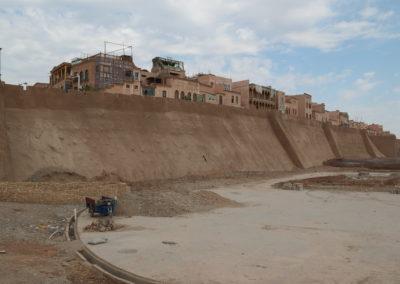 Stadtmauer Kashgar
