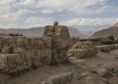 Stadtmauer Tashkurgan