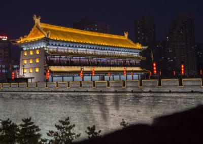 Stadtmauer Xian