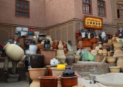 Töpfer Kashgar