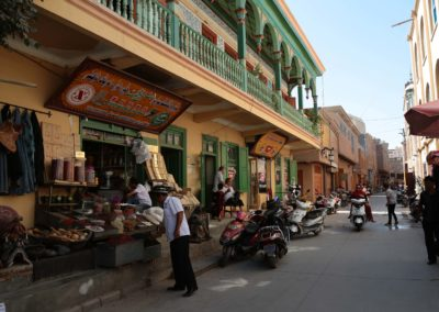 Teehouse Kashgar
