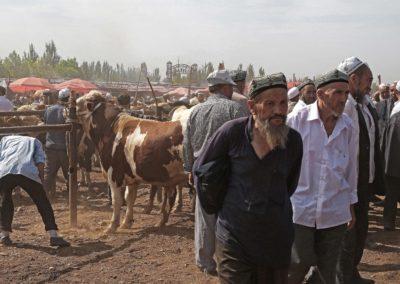 Viehmarkt Kashgar