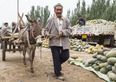 Viehmarkt Kashgar4